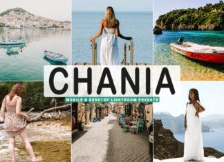 Free Chania Mobile & Desktop Lightroom Presets