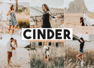 Free Cinder Lightroom Presets