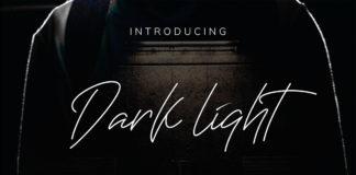 Free Darklight Script Font