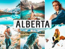 Free Alberta Lightroom Presets