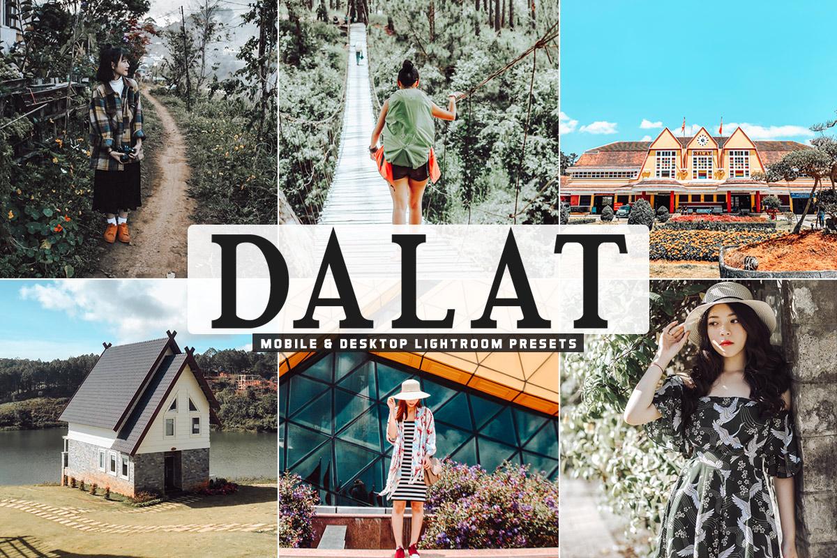 Free Dalat Lightroom Presets
