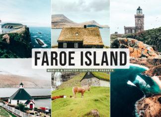 Free Faroe Island Lightroom Presets