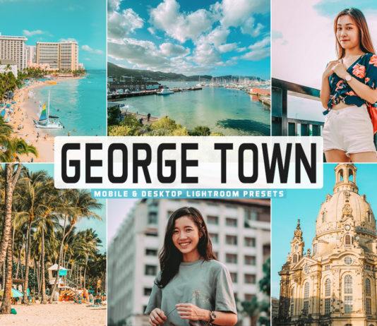 Free George Town Lightroom Presets