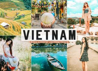 Free Vietnam Lightroom Presets