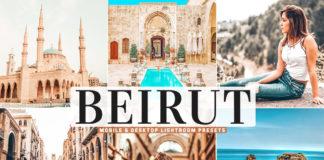 Free Beirut Lightroom Presets