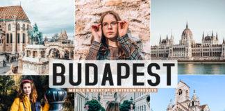 Free Budapest Lightroom Presets