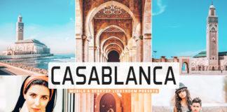 Free Casablanca Lightroom Presets