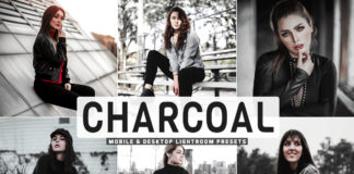 Free Charcoal Lightroom Presets
