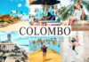 Free Colombo Lightroom Presets