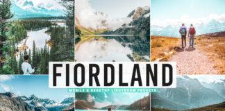 Free Fiordland Lightroom Presets