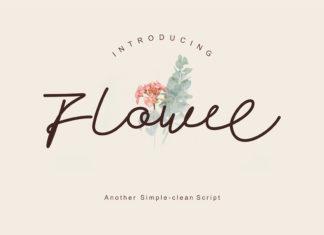 Free Flowee Script Font