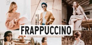 Free Frappuccino Lightroom Presets