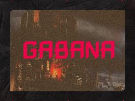 Free Gabana Display Typeface