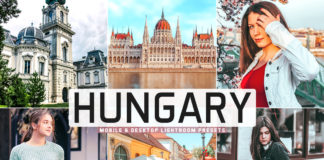 Free Hungary Lightroom Presets