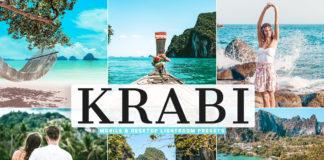Free Krabi Lightroom Presets
