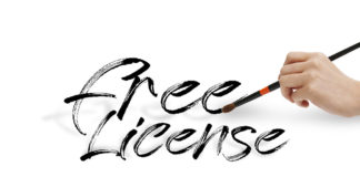 Free License Fancy Font