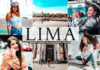 Free Lima Lightroom Presets