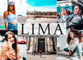 Free Lima Lightroom Presets