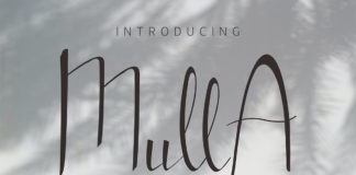 Free Mulla Script Font