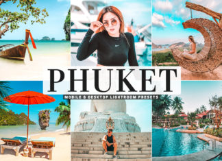 Free Phuket Lightroom Presets