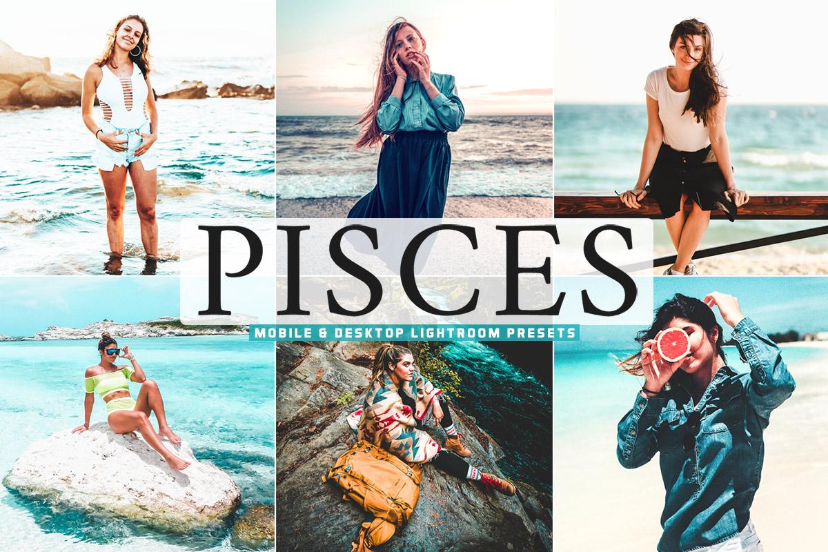 Free Pisces Lightroom Presets