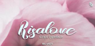 Free Risalove Script Font