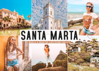 Free Santa Marta Lightroom Presets