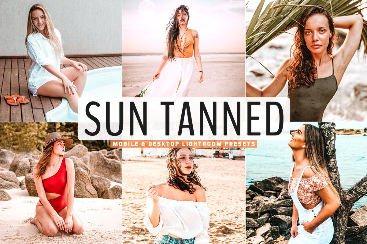 Free Sun Tanned Lightroom Presets