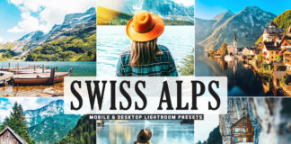 Free Swiss Alps Lightroom Presets