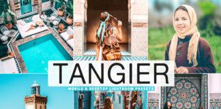 Free Tangier Lightroom Presets