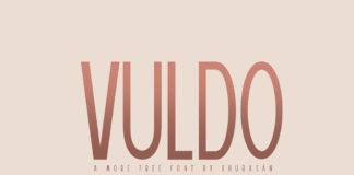 Free Vuldo Sans Serif Font