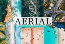 Free Aerial Lightroom Presets