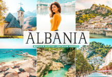 Free Albania Lightroom Presets