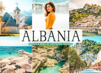 Free Albania Lightroom Presets