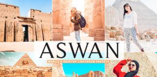 Free Aswan Lightroom Presets