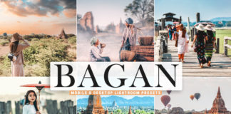 Free Bagan Lightroom Presets