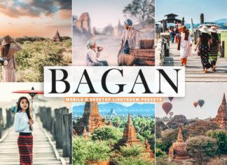 Free Bagan Lightroom Presets