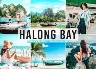 Free Halong Bay Lightroom Presets