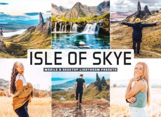 Free Isle of Skye Lightroom Presets