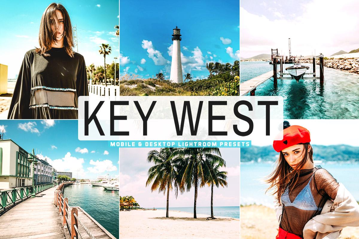 Free Key West Lightroom Presets