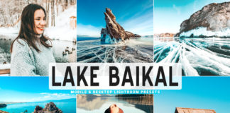 Free Lake Baikal Lightroom Presets