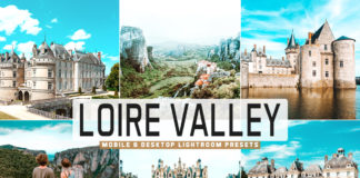 Free Loire Valley Lightroom Presets