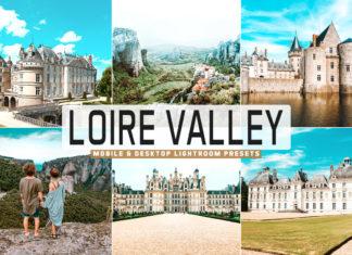 Free Loire Valley Lightroom Presets