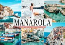 Free Manarola Lightroom Presets