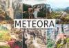 Free Meteora Lightroom Presets