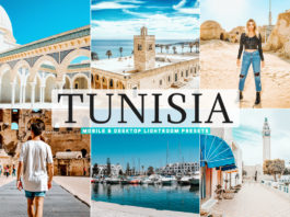 Free Tunisia Lightroom Presets