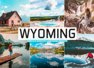 Free Wyoming Lightroom Presets