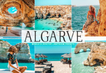 Free Algarve Lightroom Presets