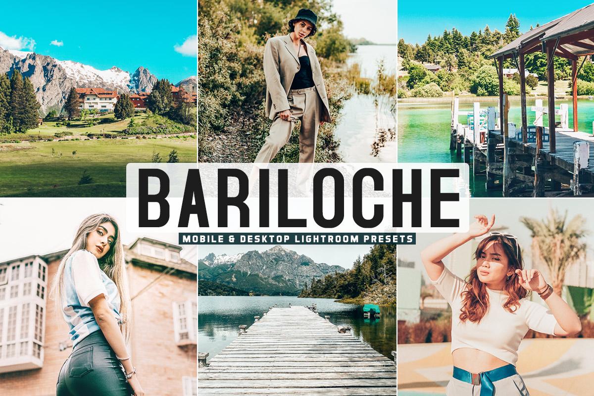 Free Bariloche Lightroom Presets