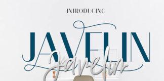 Free Javelin Font Duo